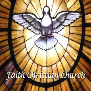 Faith Christian Church Podcasts