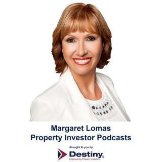 Margaret Lomas Property Investor Podcasts