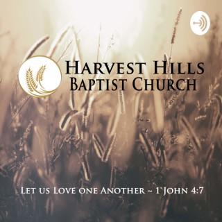 Harvest Hills Baptist Church Sermons