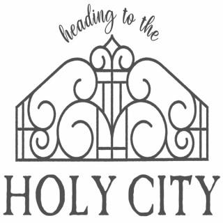 Heading to the Holy City
