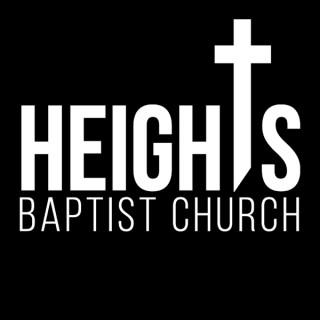 Heights Baptist Church Alvin Podcast