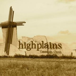 High Plains Community Church Podcast