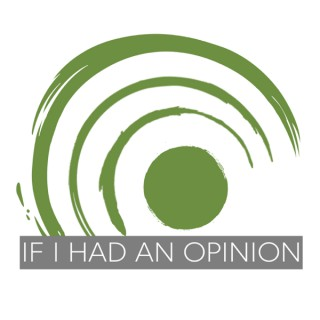 If I had an opinion
