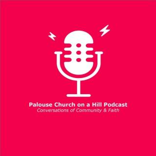 Palouse Church on a Hill