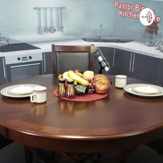Pastor B's Kitchen Table