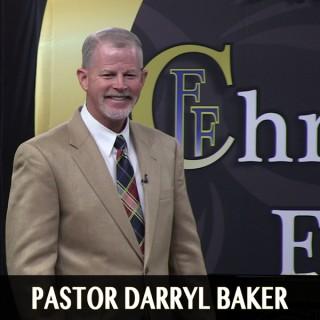 Pastor Darryl Baker