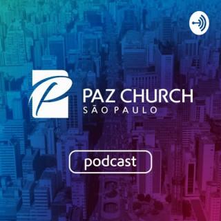 Paz Church São Paulo - Podcast
