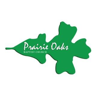 Prairie Oaks Pulpit