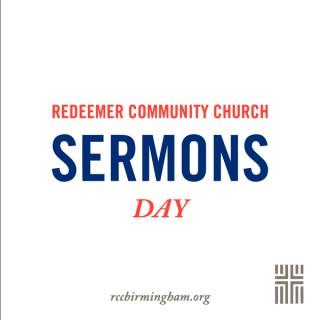 Sermons from Redeemer Community Church