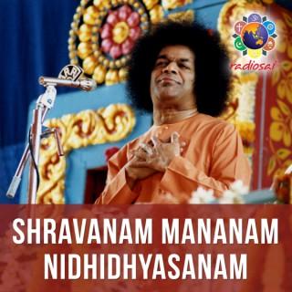 Shravanam Mananam Nidhidhyasanam