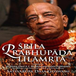 Srila Prabhupada Lilamrta