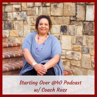 Starting Over @40 Podcast