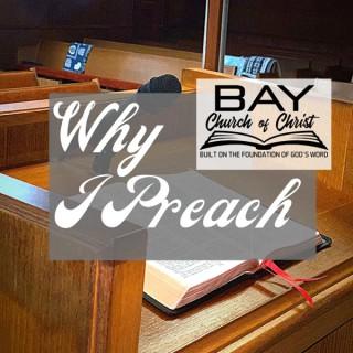Why I Preach