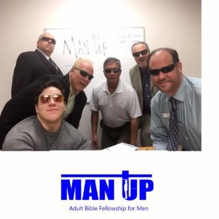 """Man-Up Spiritual Oasis for Men"""