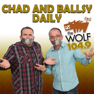 Chad and Ballsy Daily