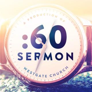 60-Second Sermon