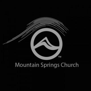 Mountain Springs Church