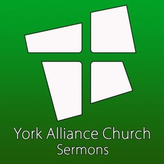 York Alliance Church Sermons