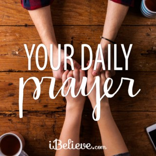 Your Daily Prayer Podcast