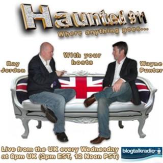 Haunted 911 Radio Show
