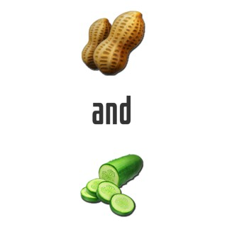 Peanuts and Cucumbers Podcast