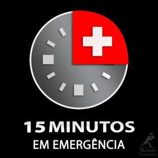 15 Minutos em Emergência - Manole Educação