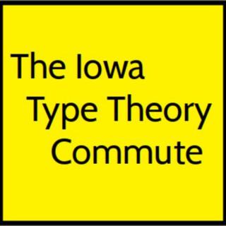 Iowa Type Theory Commute