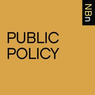 New Books in Public Policy