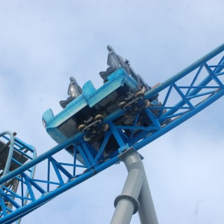 Airtime adventure- a dive into coasters