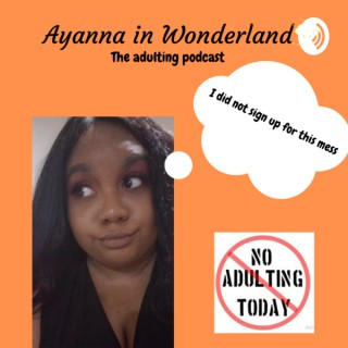 Ayanna in Wonderland