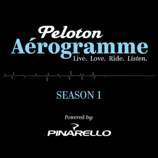 Aérogramme: Peloton Magazine
