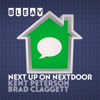 Bleav in Next up on Nextdoor