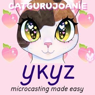 CatGuruJoanie microcast