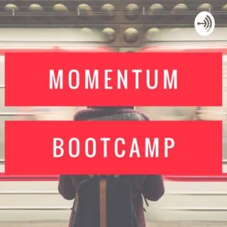 Momentum Bootcamp 2019