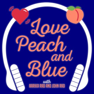 Love Peach and Blue - Conversations for Couples