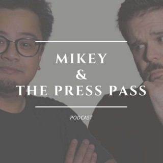 Mikey and the Press Pass
