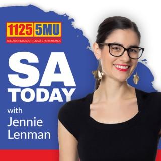 SA Today with Jennie Lenman