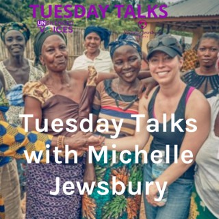 Tuesday Talks about Domestic Violence with Michelle Jewsbury
