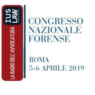 XXXIV Congresso Nazionale Forense - Roma