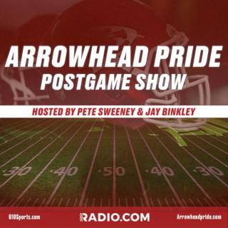 Arrowhead Pride Postgame Show Podcast