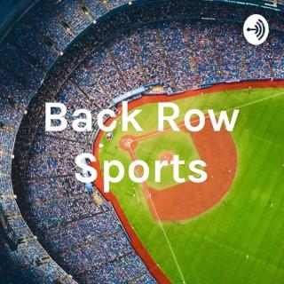 Back Row Sports