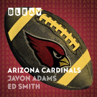 Bleav in the Arizona Cardinals