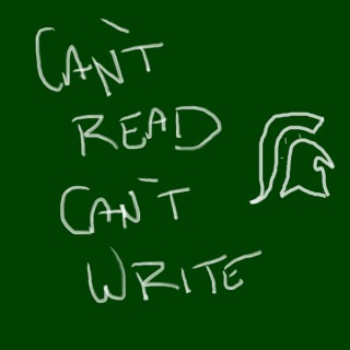 Can't Read, Can't Write