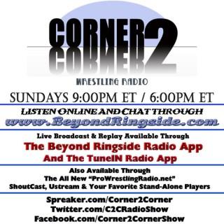 Corner to Corner Wrestling Radio