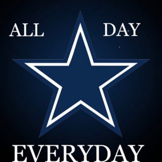 COWBOYS ALL DAY EVERYDAY