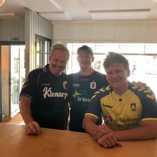 En FCK fan, en BIF fan og en AGF fan går ind på en bar