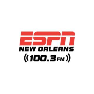 ESPN NOLA 100.3 FM