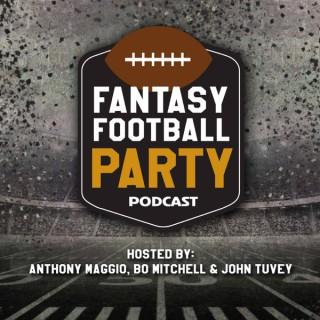 Fantasy Football Party with Anthony Maggio, Bo Mitchell & John Tuvey