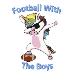 Football with the boys