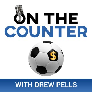 On The Counter Soccer Podcast with Drew Pells